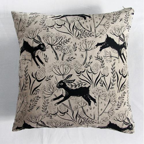 rm Hare cushion