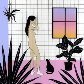 Kim shower