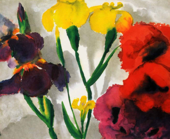 Emile Nolde - Watercolour