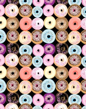 Tanor Doughnuts