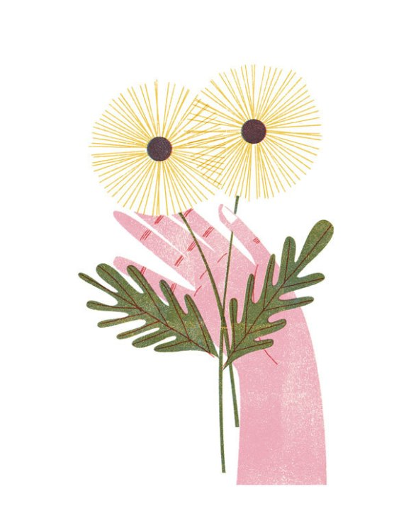 Barbara-Dziadosz_Hand-botanical